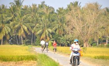 Countryside Mekong Delta in Vietnam Tour