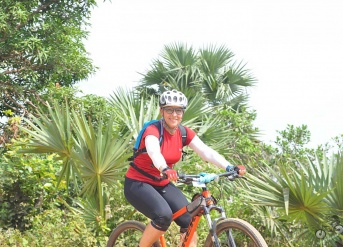 Cycling Saigon to Phnom Penh 5 days
