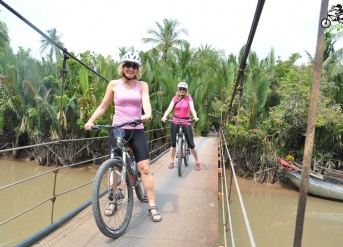 Biking Vietnam and Cambodia 20 Days