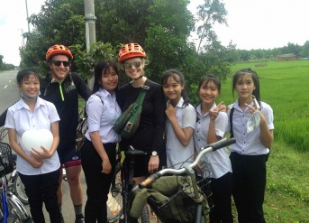 Cycling Saigon to Vung Tau 1 day