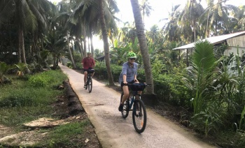 Where to travel for Cycling Mekong Delta   Can Tho, Vinh Long, Tra Vinh