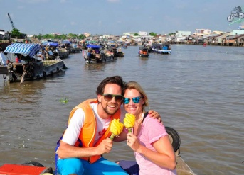 Great Mekong Delta Tour 3 days