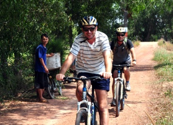 Best Mekong Bike Tour In Vietnam 5 Days