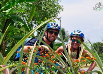Cycling Mekong 2 days With Floating Market