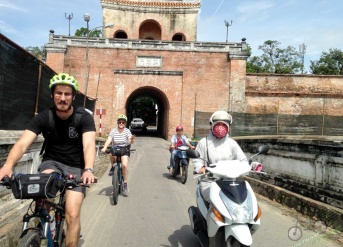 Cycling Hue Hoian NhaTrang 7 days