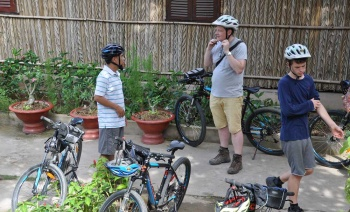 Real Bicycle Tour Operator in Vietnam