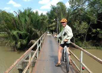 Cycling Hue to Saigon 10 days