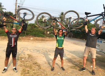 Cycling Nha Trang to Hoian 4 days