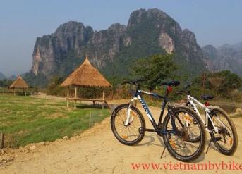 Cycling Ha Tien to Ho Chi Minh City 3 Days