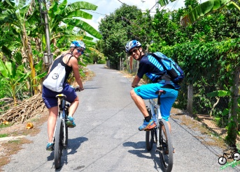 Cycling Hoi An to Saigon and Mekong 12 days