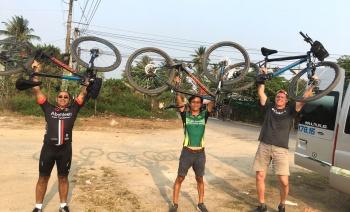Tan An Cycling Tour full day