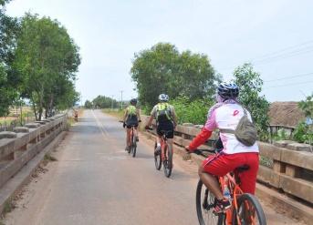 Cycling Saigon To Angkor Wat 10 Days