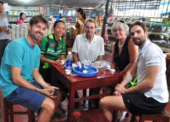 Cycling Saigon to Mekong 4 days