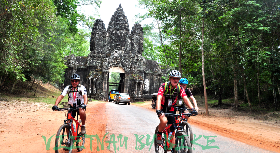 Cycling from Saigon to Angkor Wat 10 days | Vietnam and Cambodia